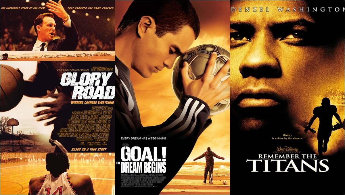 奥运看不够?来看这11部超燃体育电影!来感受拼搏到底的体育精神!(上)