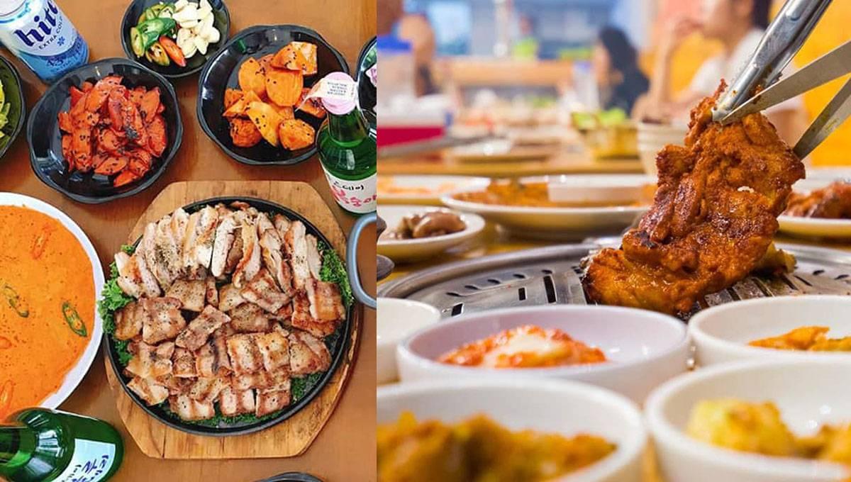 【雪隆区】6家便宜又好吃的Buffet韩式烤肉餐厅! 一人只需RM30++