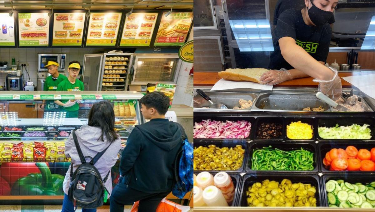 分享6种到Subway Order食物的方法!超实用的妙招,再也不用怕不会点!