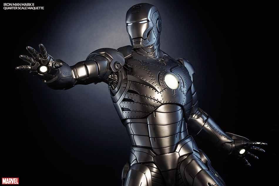 鋼鐵俠總值134萬的戰衣居然被小偷偷走!?黑豹戰衣6件要價744萬