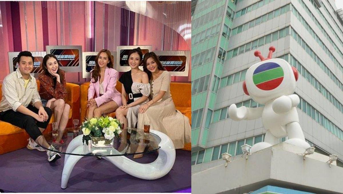 香港电视台TVB也失守? 不需外景拍摄的娱乐新闻台导演被曝确诊!
