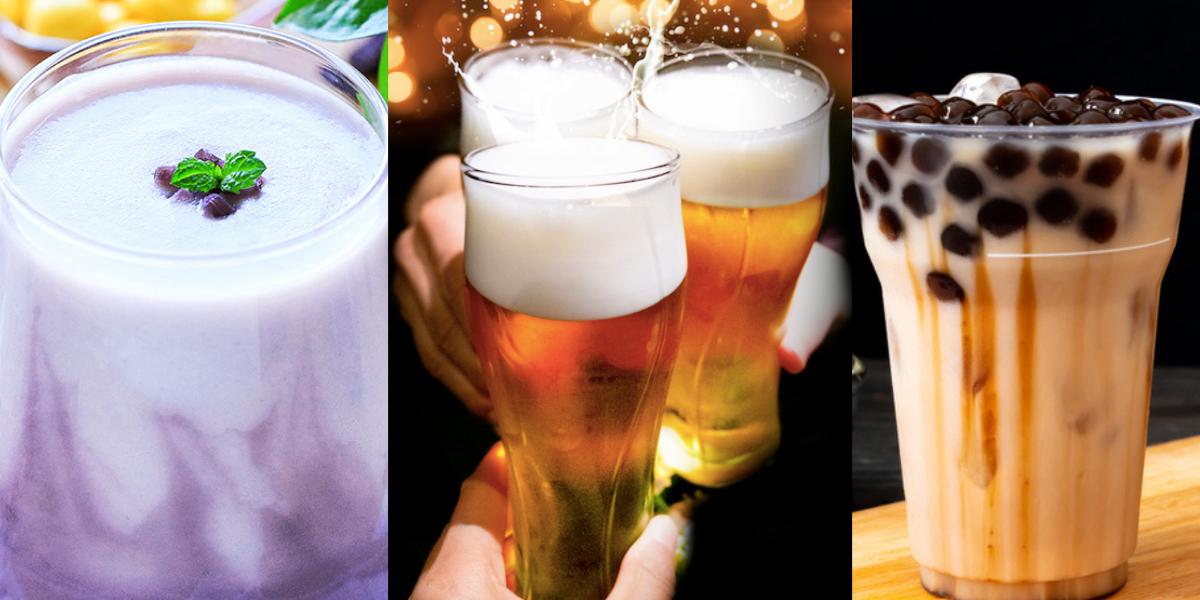 8种大马人常喝的高热量饮料排行榜!奶茶热量比啤酒高,早餐常喝的TA竟在内?