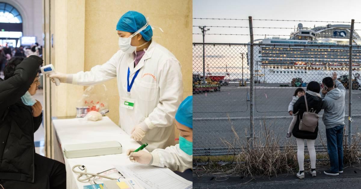 日本医院再爆发新冠型病毒疫情!曾照顾死亡病例40多岁护士被感染!