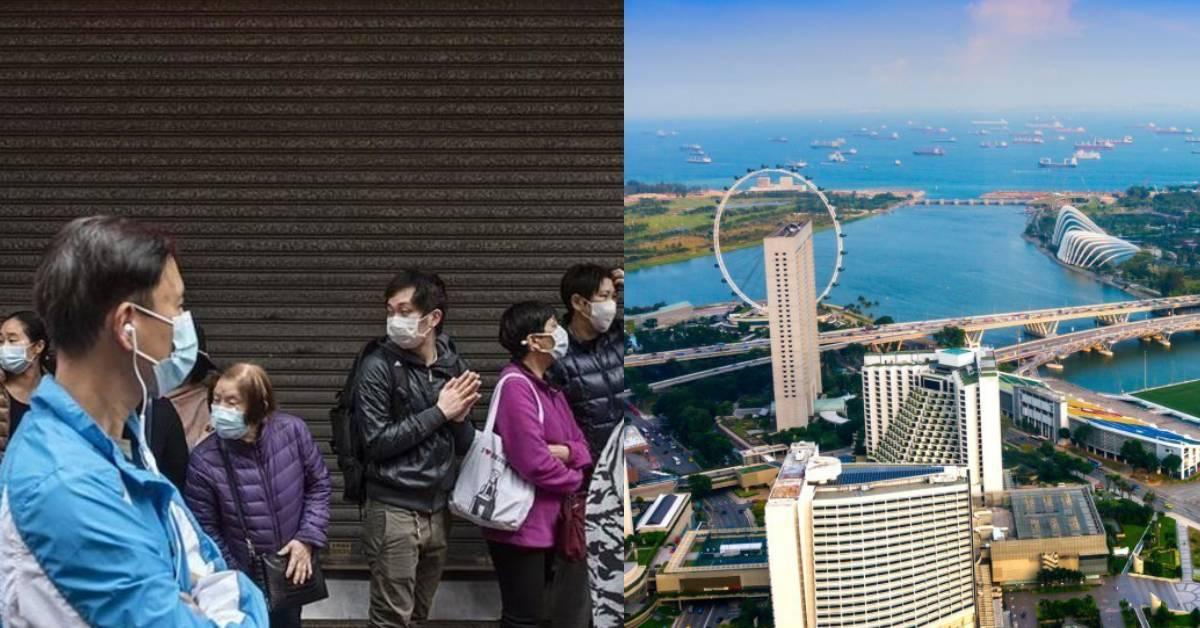 新加坡再添3宗确诊新冠肺炎!其一名病患时常在大马出没!