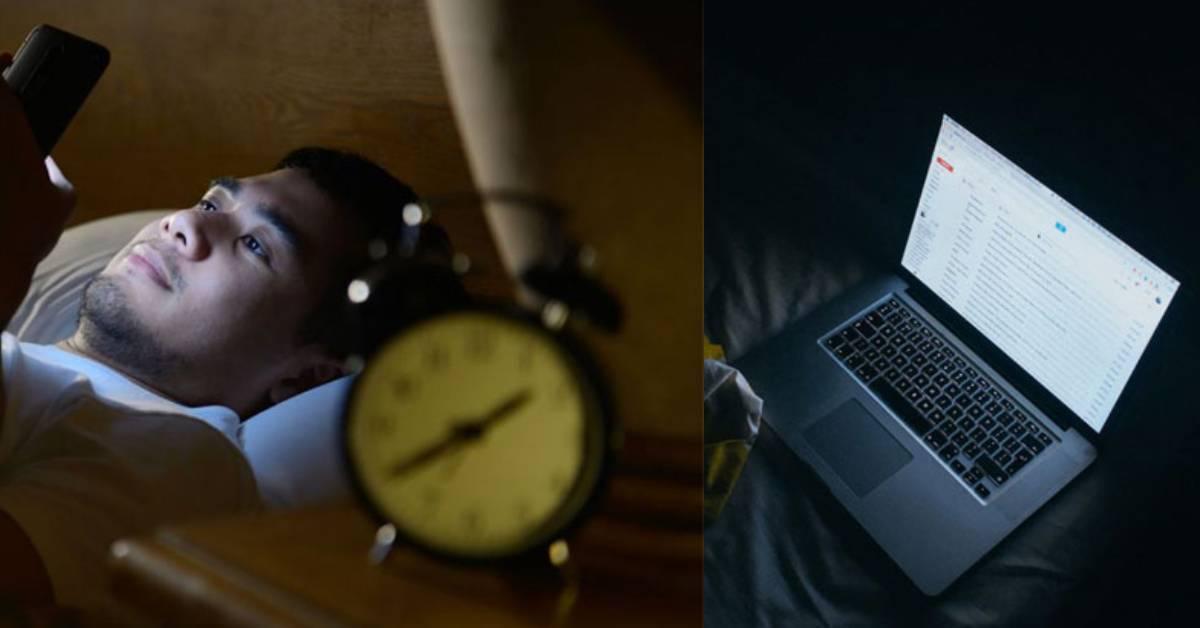 半夜不睡觉的朋友们注意了!根据研究显示:熬夜真的会变笨!