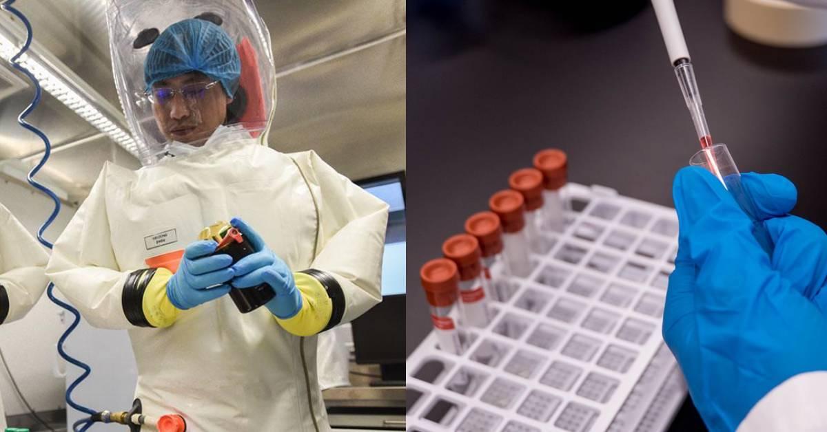 病患们有救了!美国科学家完成了新冠型病毒疫苗的研制!