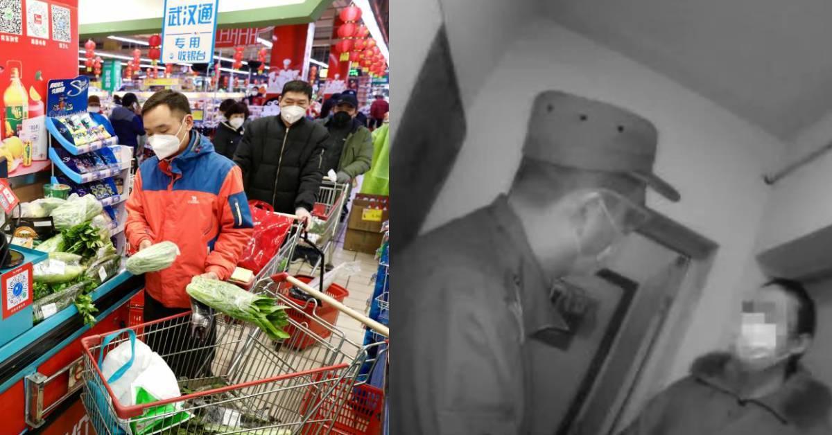 不想上班谎称家人确诊新冠肺炎!超市员工连累他人也被隔离!