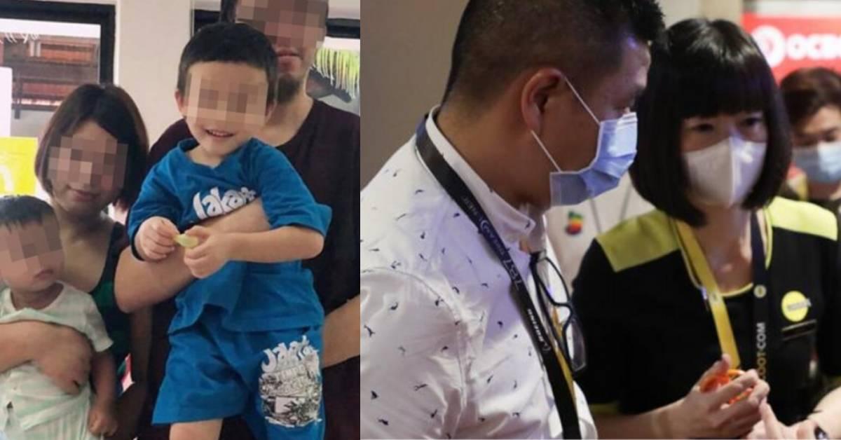 新加坡男子曾因体温过高被拒登机!一家4口被困武汉返回不了!