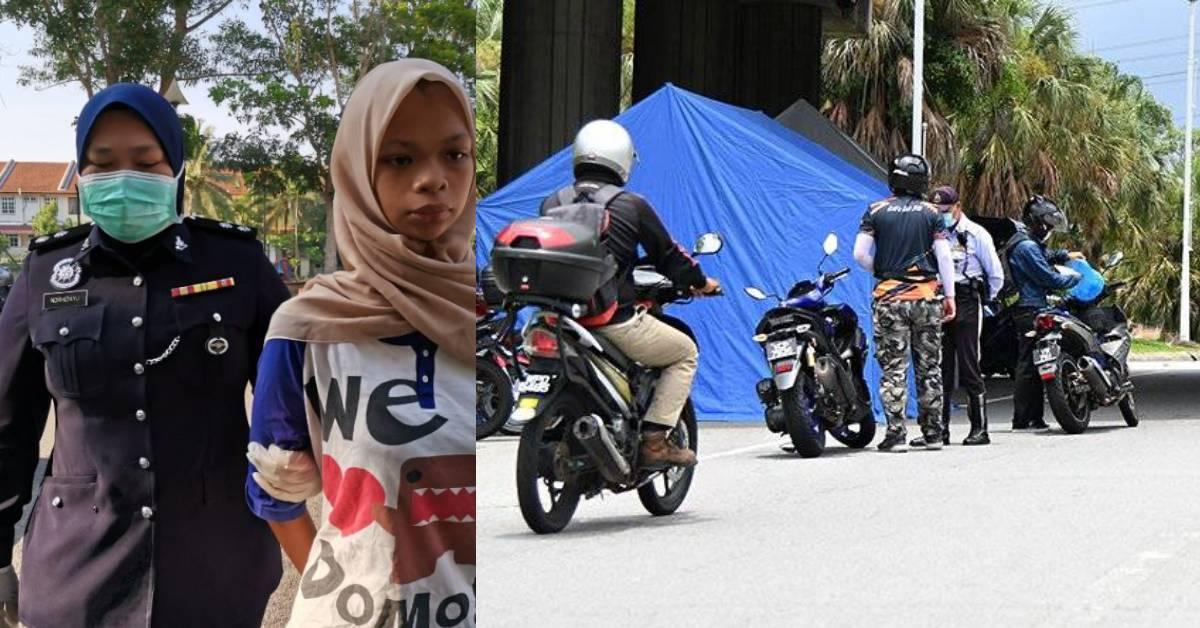 女子不满被要求回家而发文咒骂警员!最严重的下场可能要被判入狱?!