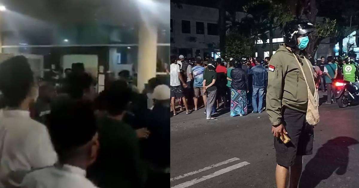 印尼发生百人抢尸大战?家属强制从医院抢回新冠肺炎患者尸体!