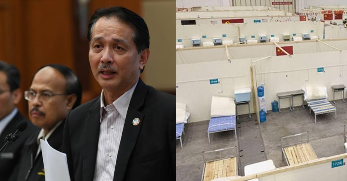 沙登MAEPS 7月15日将关门大吉!最后一名病患康复出院都出院了!