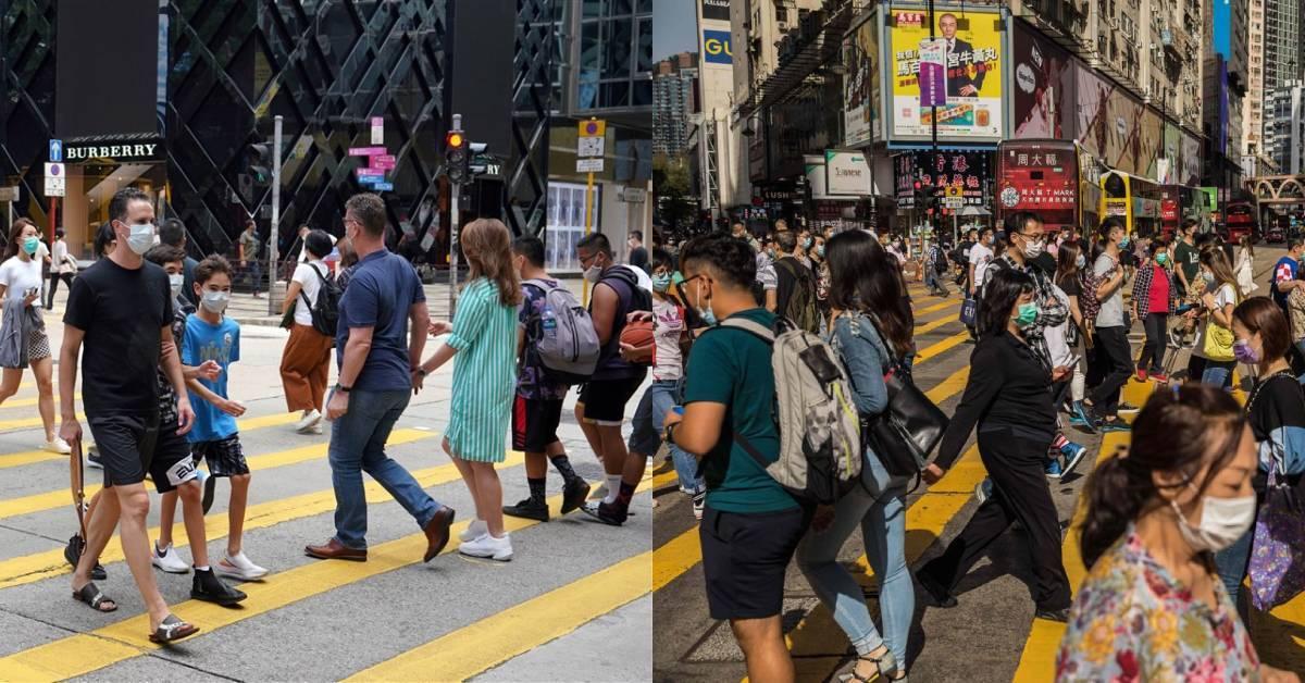 病毒发生突变!1人最多可传4人!香港已出现持续大型本地爆发!