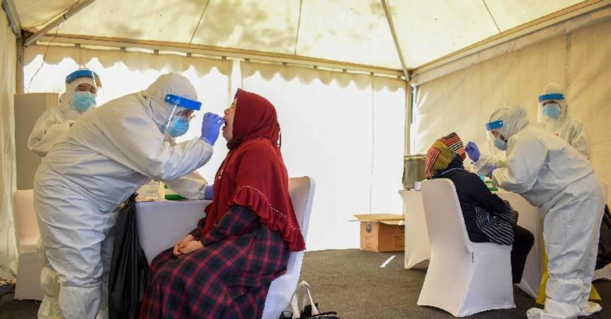 今天新增14宗确诊病例!11列来自本土感染,最多来自雪兰莪?