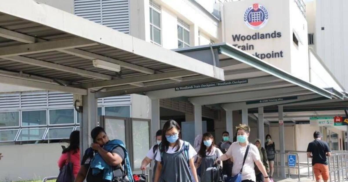 从8月10号起,只有2种人允许从新加坡回马!每天仅2000人能跨境通勤?