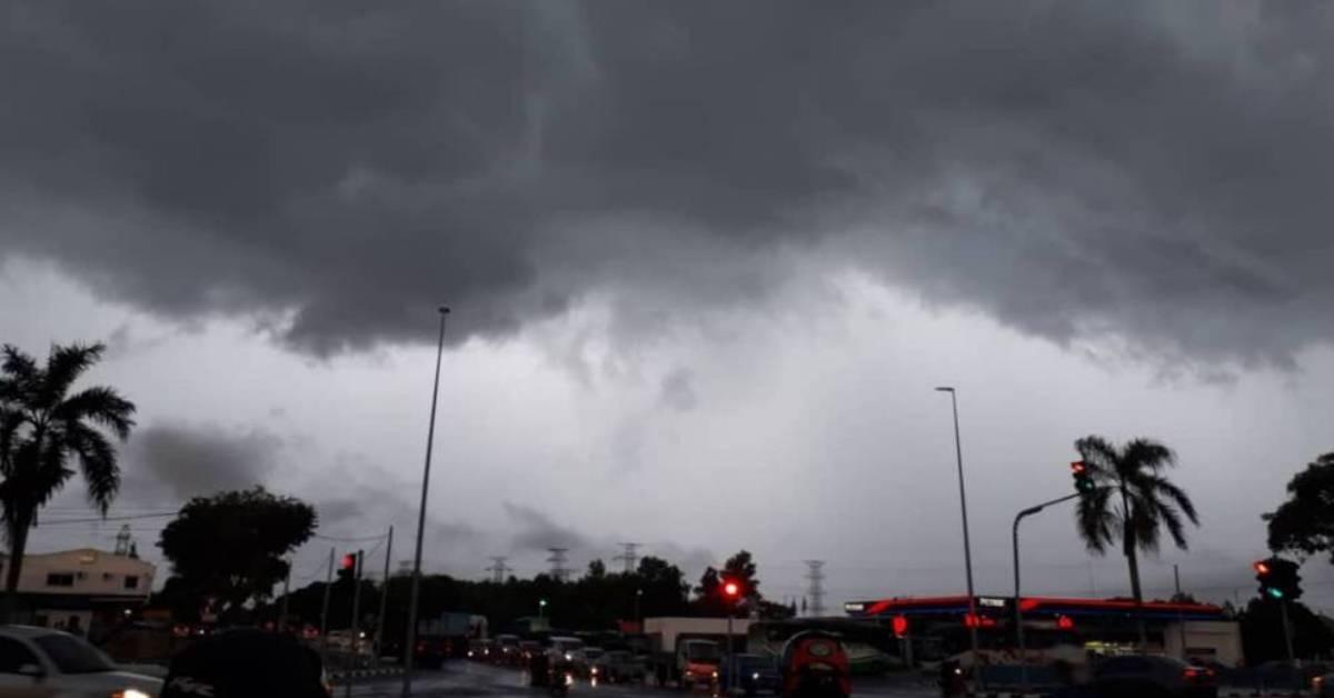 大家注意!大马将迎来暴雨强风!气象局:可能会有山洪暴发!