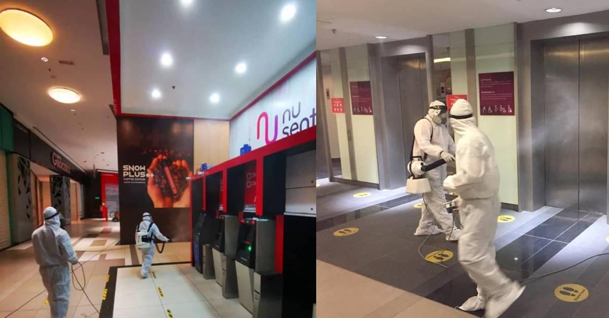 吉隆坡再有1间商场传出确诊!商场职员须进行14天的居家隔离!