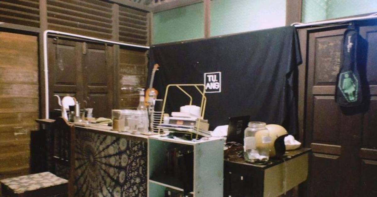 大学生因疫情而没钱交学费!竟将睡房改装成咖啡馆赚钱!
