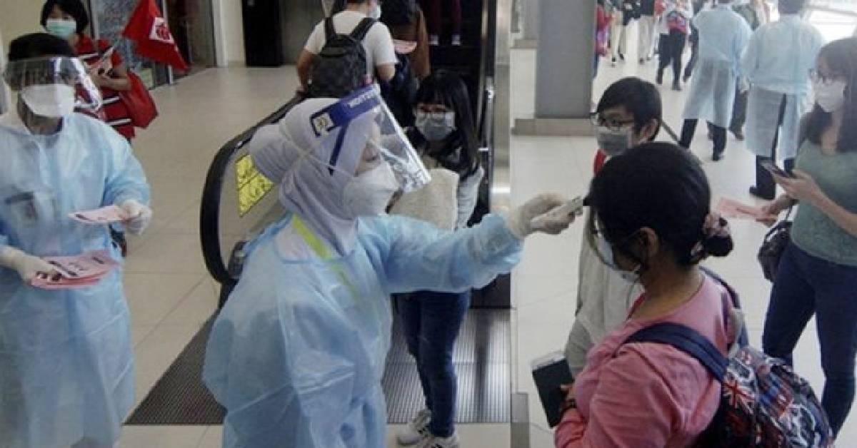 今天维持800多确诊病例!自9月20日起,累计452宗病例返自沙巴!