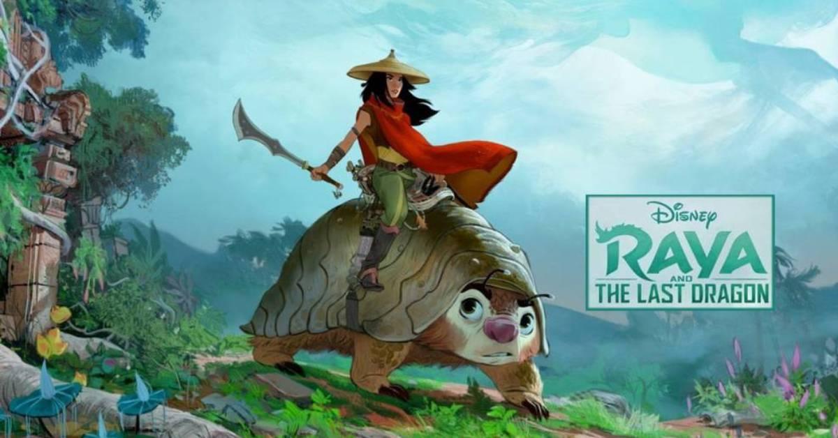迪斯尼推出首部东南亚文化动画电影!编剧还是大马人?