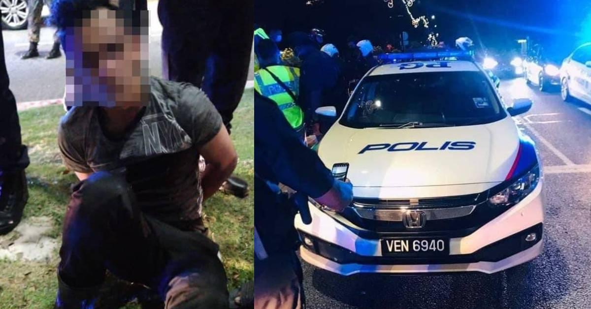为了女友,男子胆粗粗去偷警车!还跨州旅游?