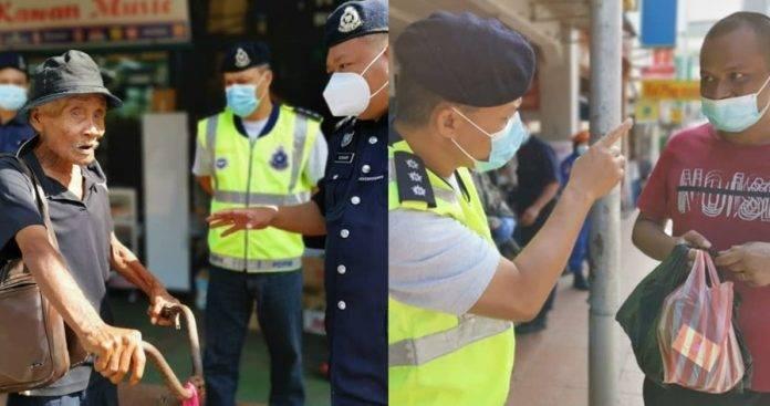 雪隆和霹雳的人最不听话!604人被罚款和8人被扣留!