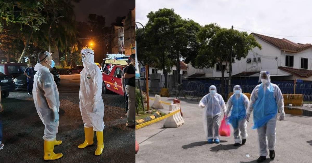 雪兰莪单日爆891宗确诊病例!120人在加护病房,3人死亡!