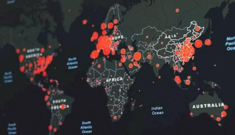 全球冠病死亡人数冲破150万 !每9秒就有1人死掉?这速度太神快了!