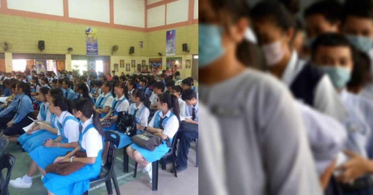 中六学生怕在校染疫!勇敢发起网上请愿展延回校!