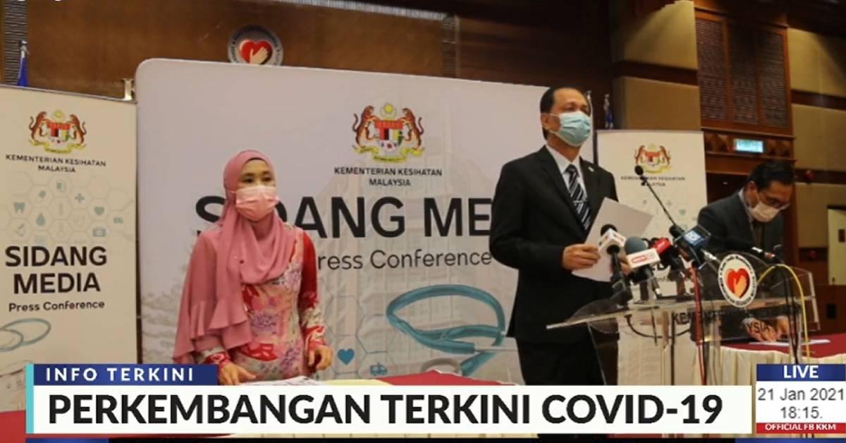 大马今日新增3170宗确诊病例!吉隆坡为全国领先!