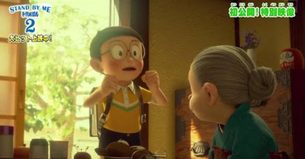 哆啦A梦最新电影揭露他们结婚了?网友:我还是单身!