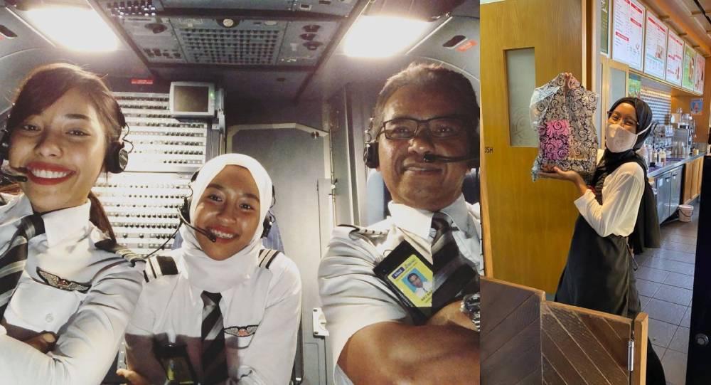 【女力Up】飞行员姐妹受COVID-19冲击失去收入!果断转职进而成为家庭经济支柱!