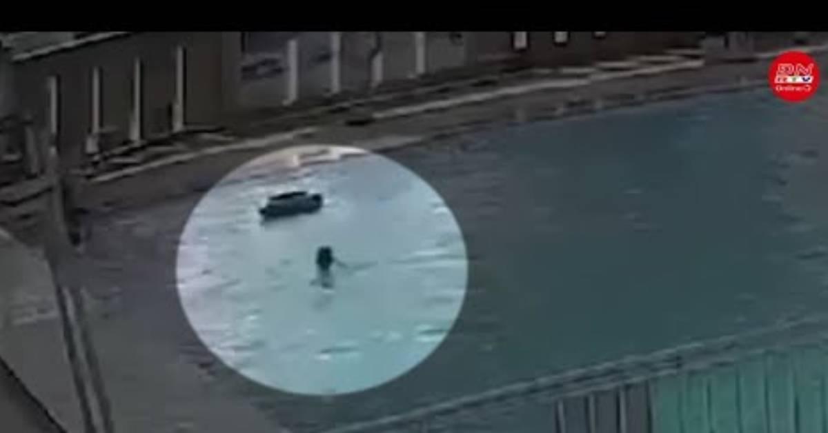"""少年喊求救2分钟后不幸溺死!过程诡异就像被抓""""替身""""?"""