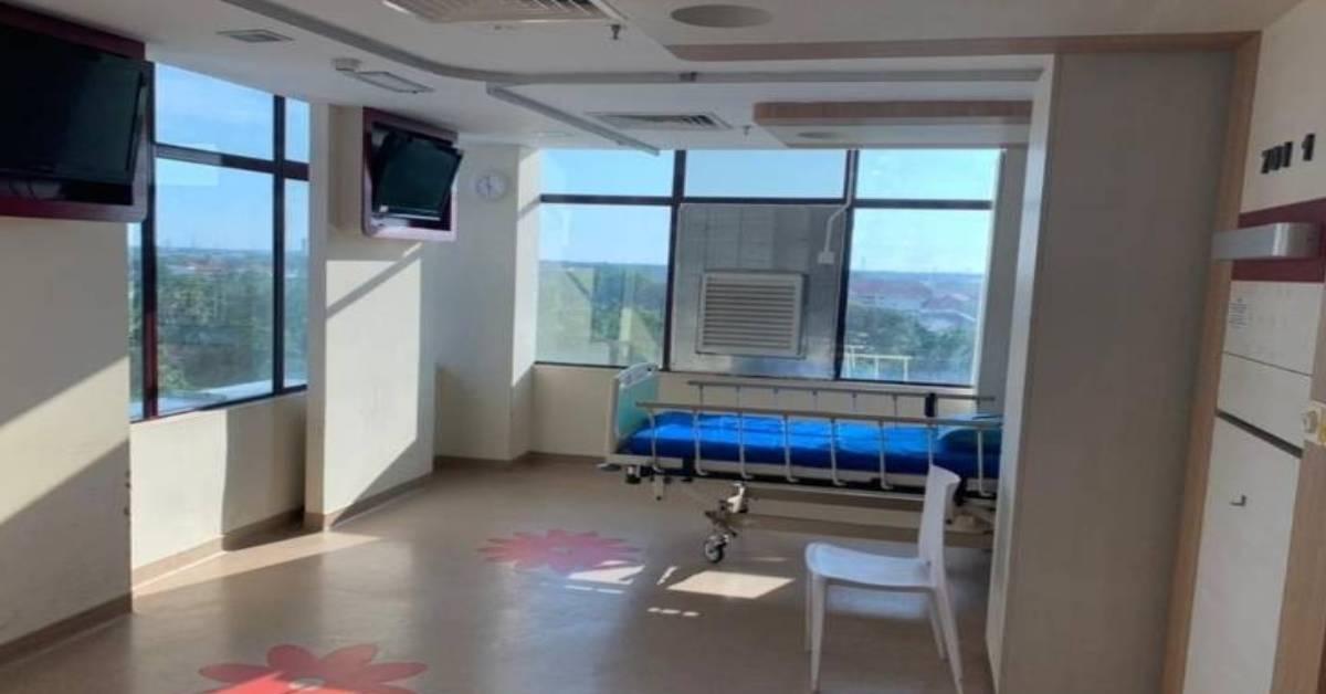 新冠患者需入住私人医院接受治疗?医生爆料单人房一天RM2-3K!