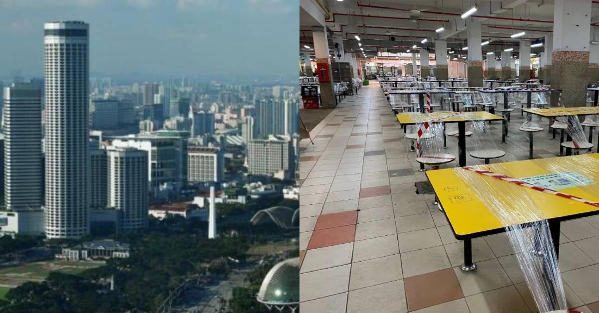 新加坡将禁止堂食到6月13日!出门人数将被限制!