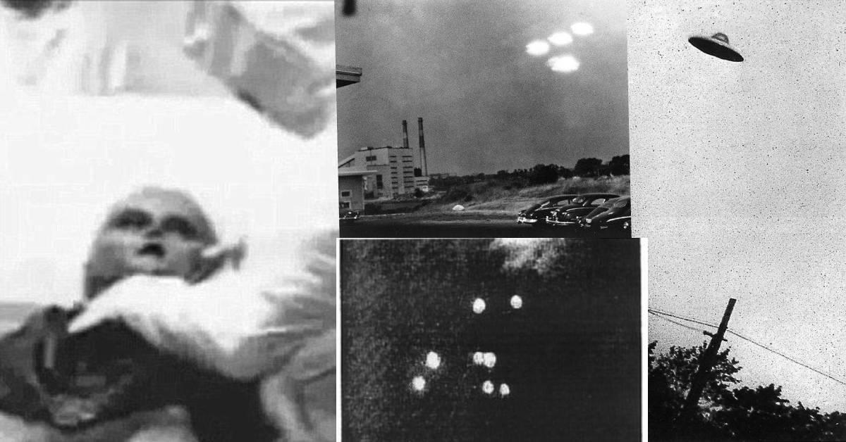 【年中特别策划:UFO大揭秘】有你不知道UFO的秘密!关于外星人你知多少?