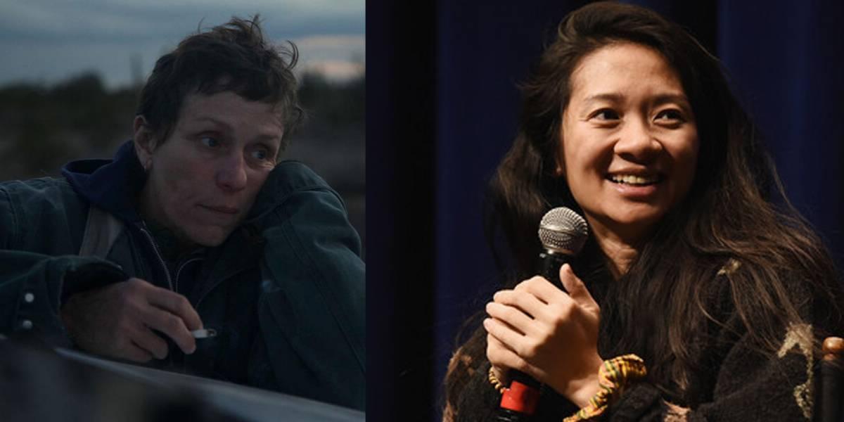 导演赵婷成首位获金球奖最佳导演的女性!《Nomadland》带你去一场自我救赎之旅!