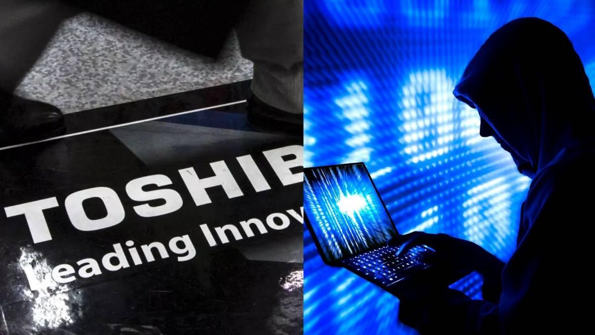 曾攻击勒索美输油管公司,骇客再窃Toshiba集团资料!