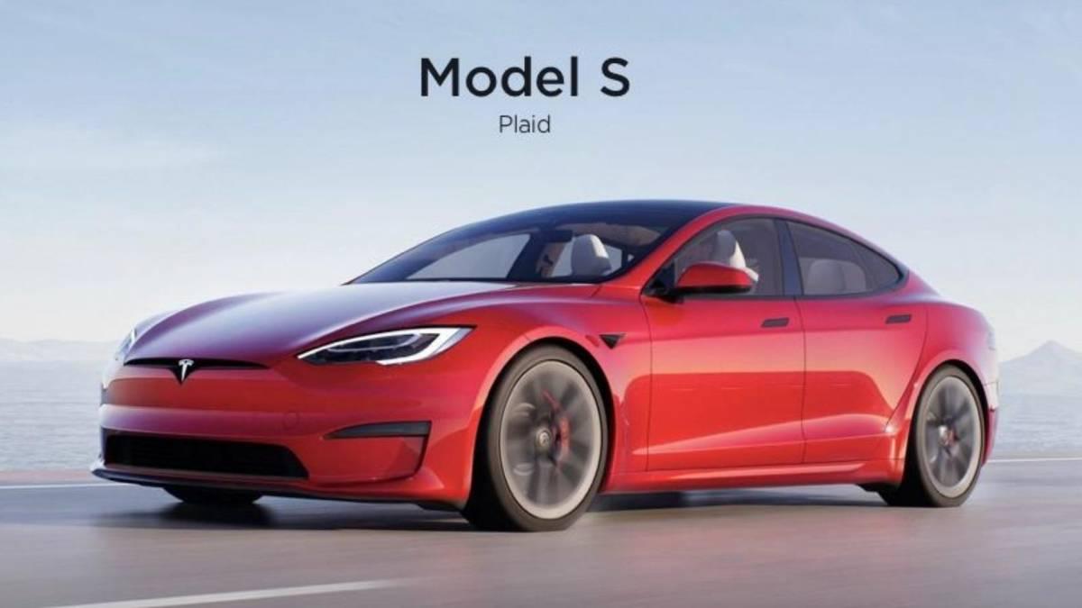 史上加速最快的产量车!Tesla Model S Plaid将于6月3日交付!