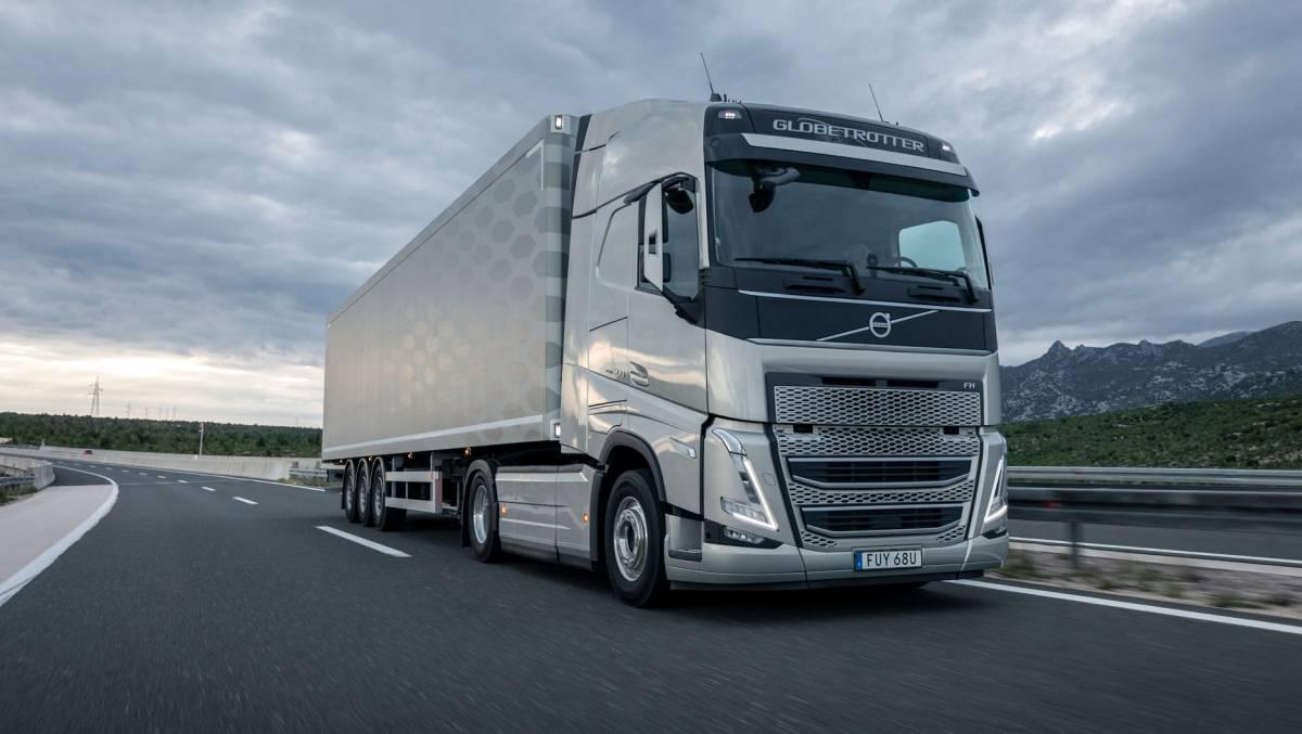 """电动货车太安静导致危险?Volvo研发""""音效""""保行人安全!【内有视频】"""