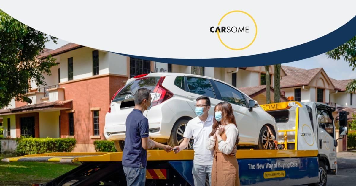 """大马首个""""独角兽""""?外媒:Carsome拟赴美上市,筹资20亿美元!"""