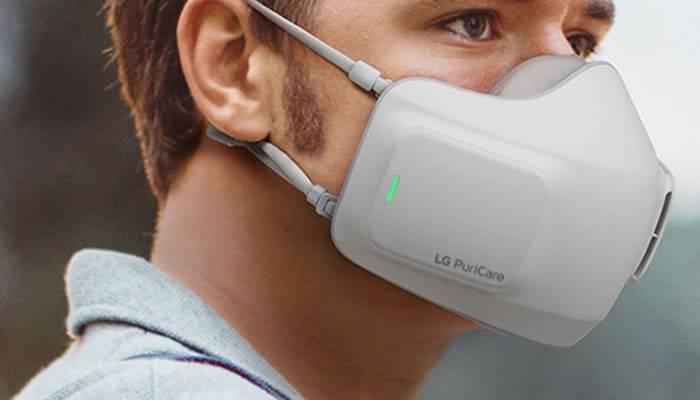 LG口罩PuriCare新增VoiceOn技术,泰国队将率先在奥运使用!