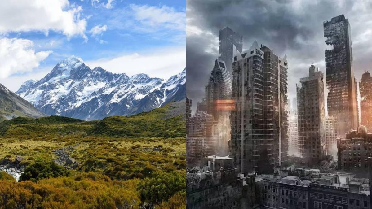 世界文明崩溃后,恐只剩这些地方能活!大马的命运会是如何?