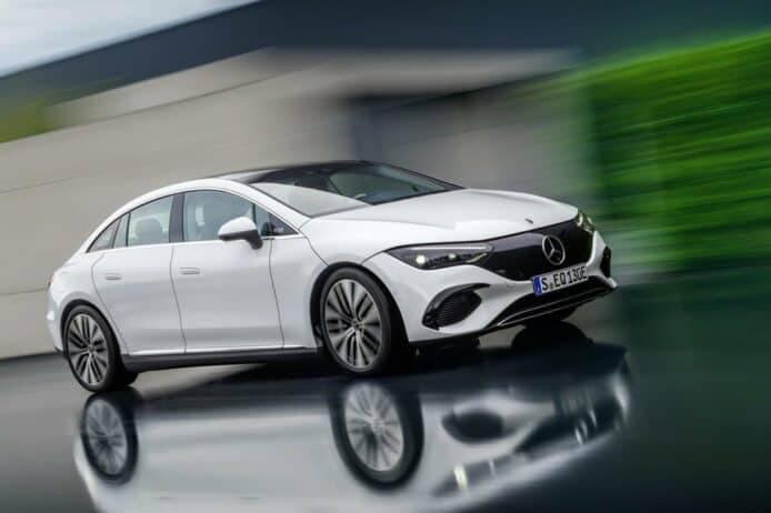 Mercedes-Benz EQE电动车发布!续航力达660公里,从新山到槟城Juru不是问题!