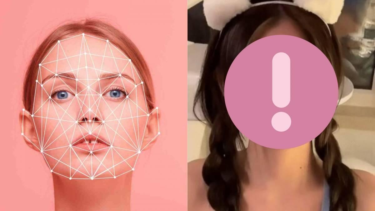 蔡英文的脸孔也惨遭移植在不同女人身上!台湾拟修法打击换脸假影片!