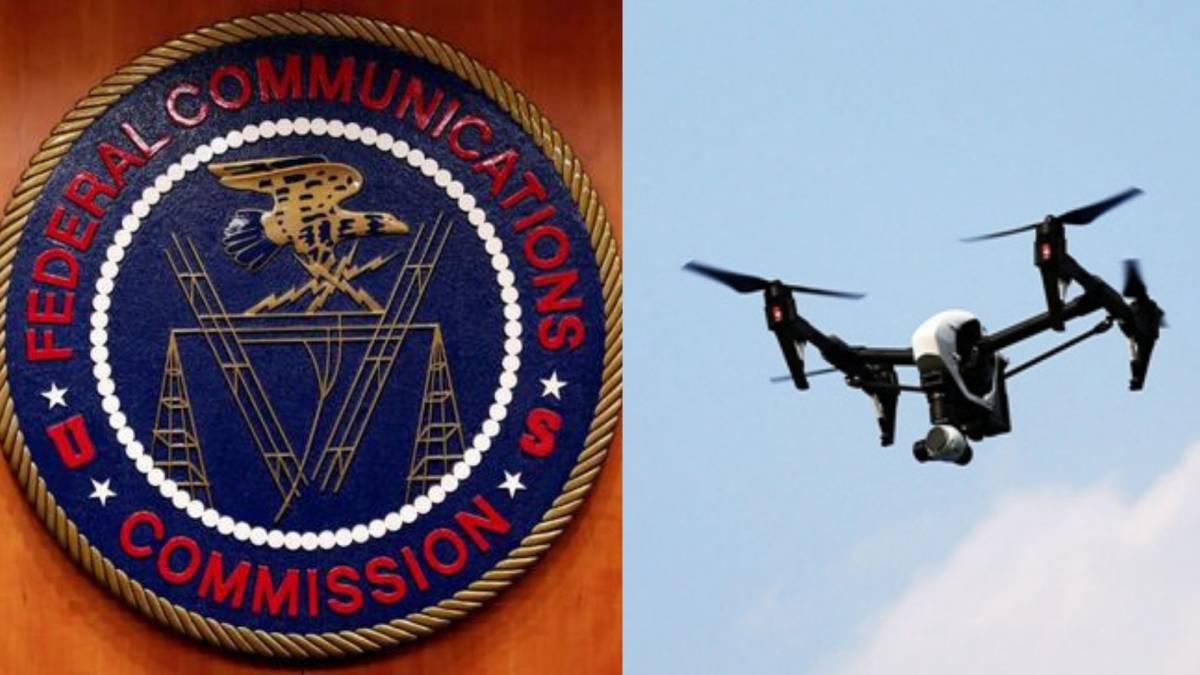 美国通信委会官员要求封杀!指控DJI无人机收集敏感资料传到中国!