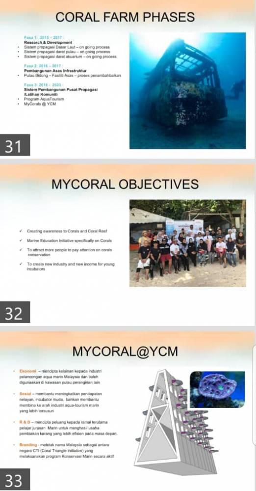MEREVOLUSIKAN INDUSTRI PENTERNAKAN KARANG DI MALAYSIA